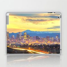 The Mile High City Laptop & iPad Skin