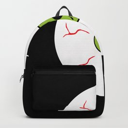 Just the Way Eye Roll Backpack