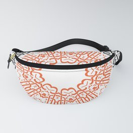 arabic calligraphy letters Fanny Pack