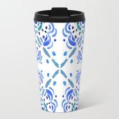 Amalfi Tile Travel Mug