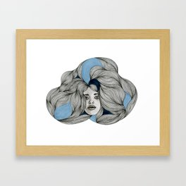 Drawing No.4  Framed Art Print