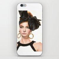 moschino iPhone & iPod Skins featuring Moschino Fall 2012 by Johana Kafie