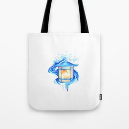 Light up my path Tote Bag
