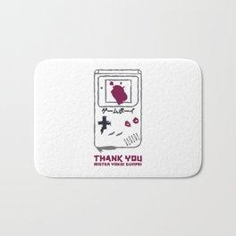 Nintendo - Game boy - Thank you Yokoi. Bath Mat