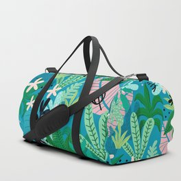 Into the jungle - twilight Duffle Bag