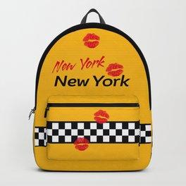 New York, New York Backpack