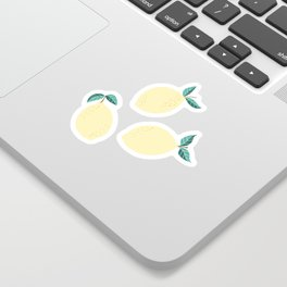 Pink Lemonade Sticker