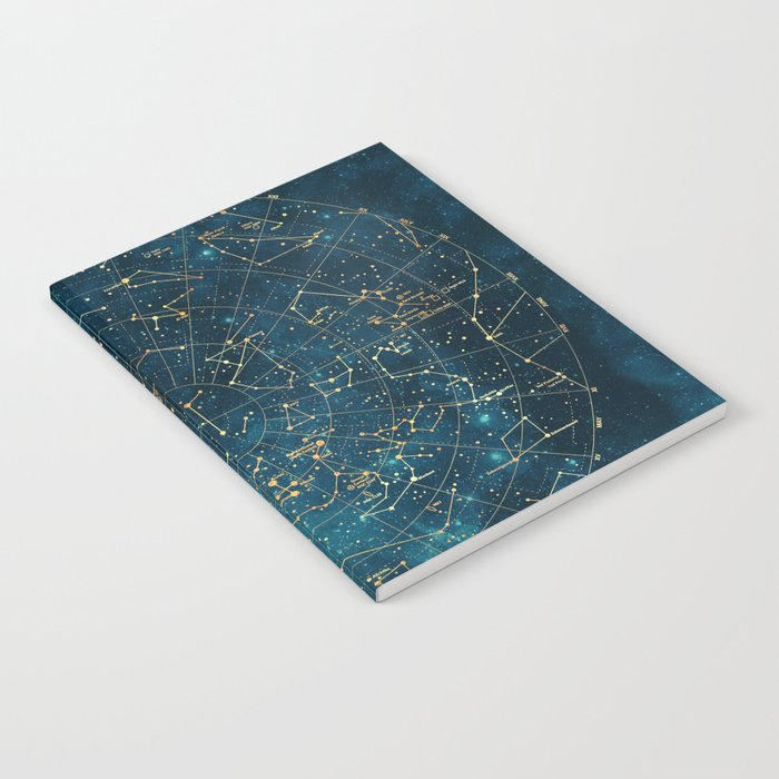 Under Constellations Notebook