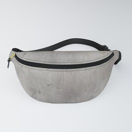 Dirty Bare Concrete Fanny Pack