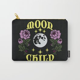 Moon Child Original By Moon Goddess Market Carry-All Pouch