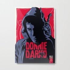 Donnie Darko - Fictive Comic Cover Metal Print