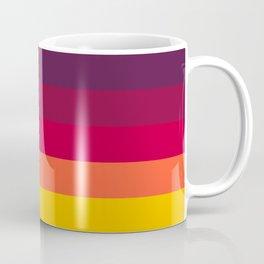 California Sunset - Favourite Palettes Series Coffee Mug