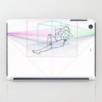 sandra dieckmann iPad Cases featuring Sandra by MENAGU'