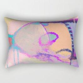 Begs The Question Rectangular Pillow