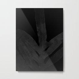 At Midnight Ferns Get no Love. Nightmare. Metal Print