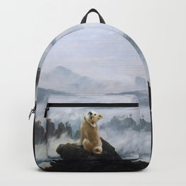 The Wanderer Above the Sea of Doge Backpack
