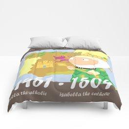 Isabella I of Castile Comforters