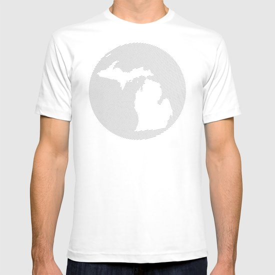 The GREAT LAKES of NORTH AMERICA T-shirt