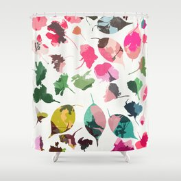cherry blossom 3 Shower Curtain