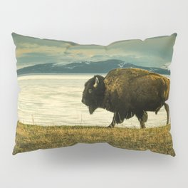 Buffalo Pillow Sham