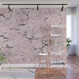 Old Stone Wall - textured I Wall Mural