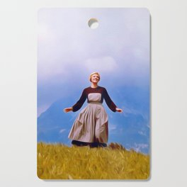 Julie Andrews, Sound of Music Cutting Board