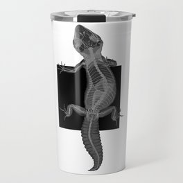 Gecko Skeleton Travel Mug
