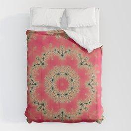 Fractal Dependence Pattern 3 Comforters