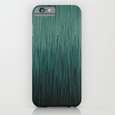 Planet Pixel Hazy Blue iPhone 6s Slim Case