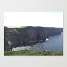 Cliffs of Moher  Canvas Print