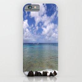 Summer Day Barbados iPhone Case