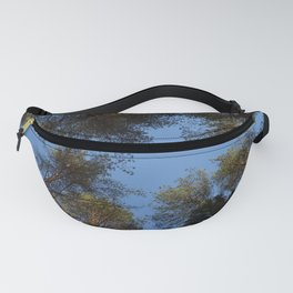 Springtime in forest Fanny Pack