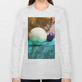Modern snooker and Billiards art Long Sleeve T-shirt