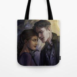 Improvised Intimacy Tote Bag