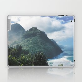 Na Pali Coast Kauai Hawaii Laptop & iPad Skin