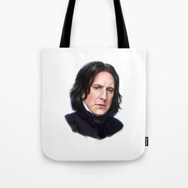 Sad Snape Tote Bag