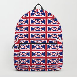 flag of uk 2- London,united kingdom,england,english,british,great britain,Glasgow,scotland,wales Backpack