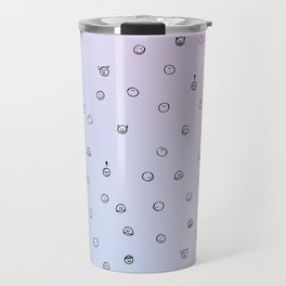 smiley spring Travel Mug