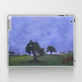 Cloudy Grazing  Laptop & iPad Skin