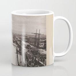 Port de Dunkerque Les Travaux Publics de la France Coffee Mug