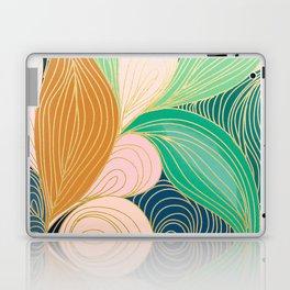 Swirly Interest Laptop & iPad Skin