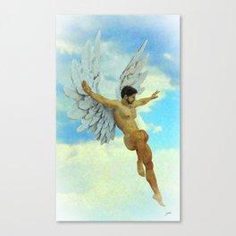 Archangel Uriel Canvas Print
