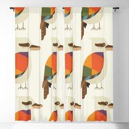Laughing Kookaburra Blackout Curtain