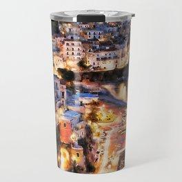 Amalfi, Italy Travel Mug