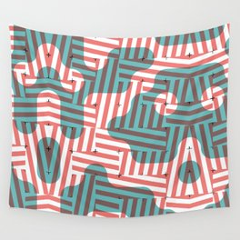 SLANTED #1 Wall Tapestry