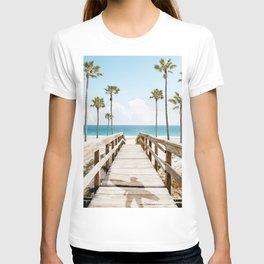 Surfer's Boardwalk T-shirt