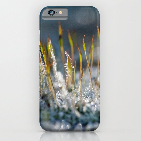 Frosted moss 36 iPhone & iPod Case