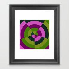 desynchronized  Framed Art Print