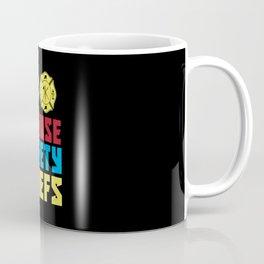 I Cause Safety Briefs For Paramedics Coffee Mug
