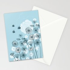 Summer Bees Stationery Cards